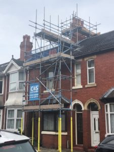 Scaffolding Contractor Macclesfield
