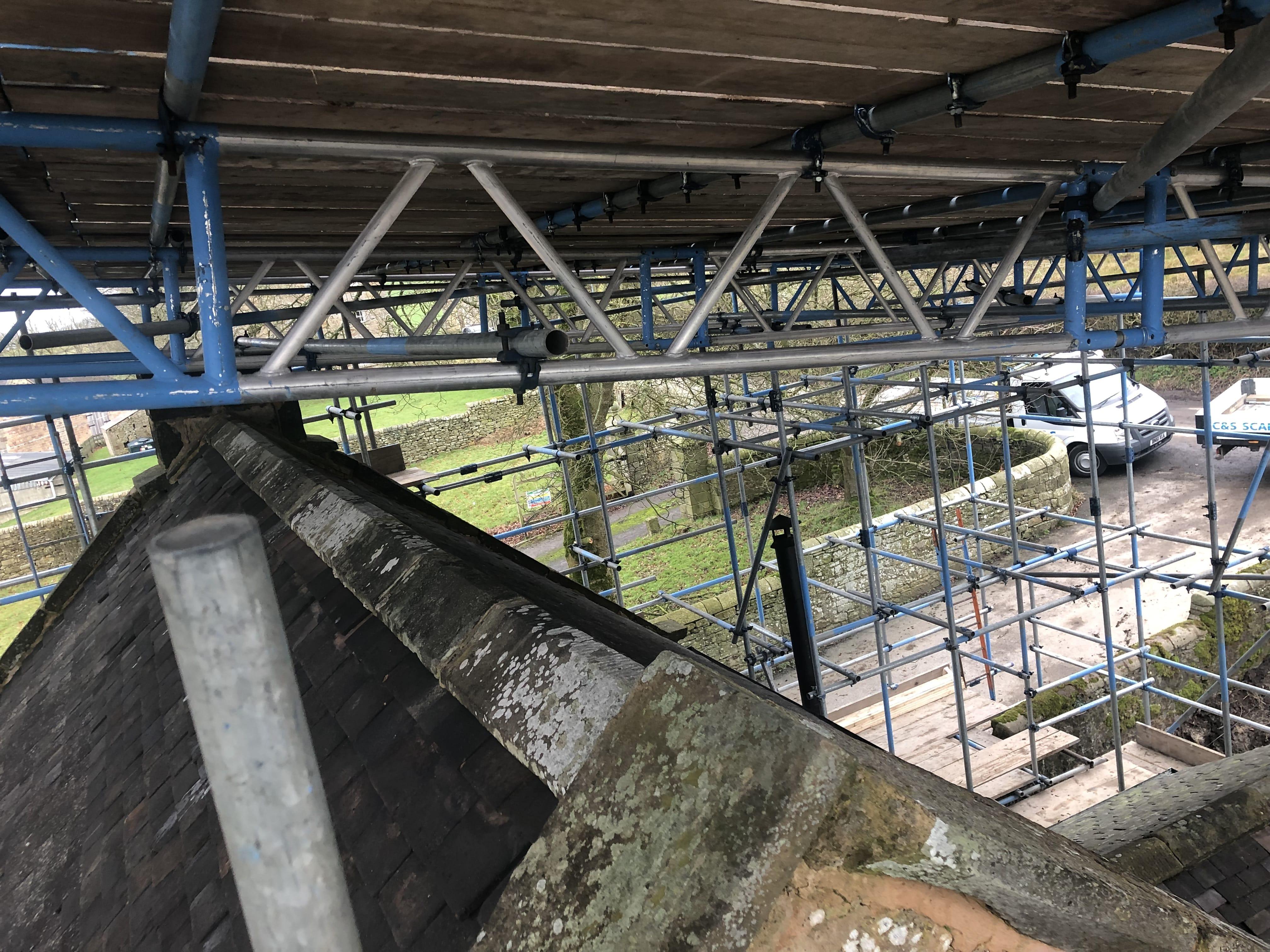 Scaffolding Erector Derby